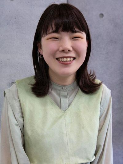 【スタッフ紹介】前田 織衣